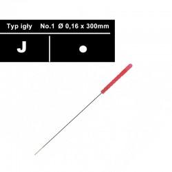 Nadel J1 / 0,16 für...