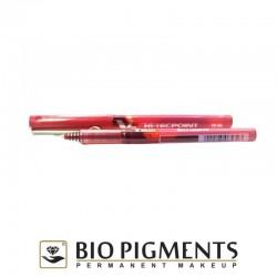 Permanentny czerwony pisak