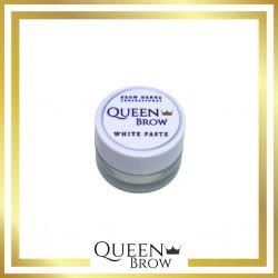Biała pasta Queen Brow